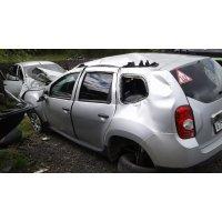 Продам а/м Renault Duster аварийный