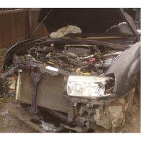 Продам а/м Subaru Forester аварийный
