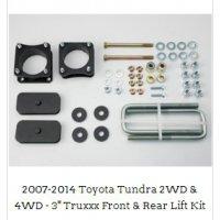 Продам Бодилифт Тойота Тундра 2007-2014г  для Toyota Tundra