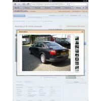 Продам а/м Audi A6 без документов