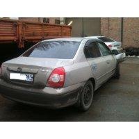 Продам а/м Hyundai Elantra аварийный