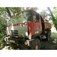 Продам а/м Tatra 815 требующий вложений