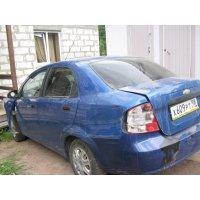 Продам а/м Chevrolet Aveo требующий вложений