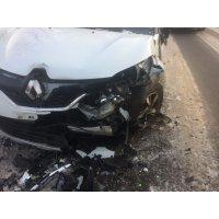 Продам а/м Renault Kaptur битый
