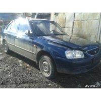 Продам а/м Hyundai Accent без документов
