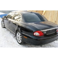 Продам а/м Jaguar X-Type битый