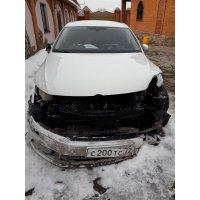 Продам а/м Volkswagen Passat CC битый